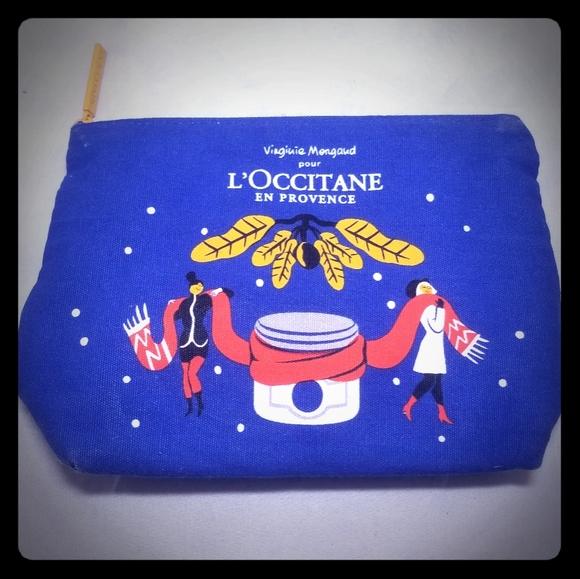 L'OCCITANE Handbags - Virginie Morgand for L'Occitane Cosmetic Bag